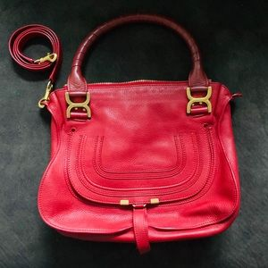 Chloe Medium Marcie (RED)